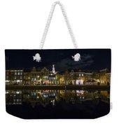 Haarlem Night Weekender Tote Bag by Chad Dutson