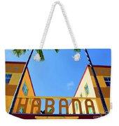 Habana Condos Weekender Tote Bag