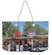 Hackberry General Store On Route 66, Arizona Weekender Tote Bag