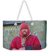 Hadrians Wall Guard Weekender Tote Bag