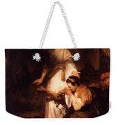 Hagar And The Angel 1645 Weekender Tote Bag