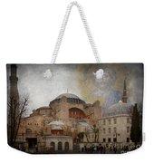 Hagia Sophia Weekender Tote Bag