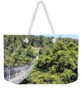 Haifa Hanging Bridge Weekender Tote Bag