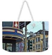 Haight-ashbury Weekender Tote Bag