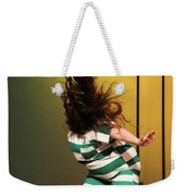 Hair Fly Weekender Tote Bag