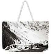 Hairpin Turn Weekender Tote Bag
