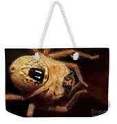 Hairy Spider Weekender Tote Bag