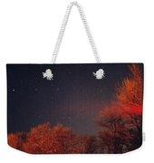 Hale-bopp Comet Weekender Tote Bag