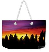 Haleakala Color Show Weekender Tote Bag