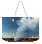 Halemaumau Crater 2016 Weekender Tote Bag
