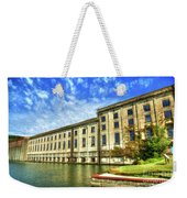 Hales Bar Dam Tennessee Valley Authority Tennessee River Art Weekender Tote Bag