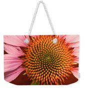 Half A Cone Is Better Than None Weekender Tote Bag
