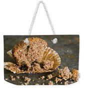 Half A Muffin Weekender Tote Bag