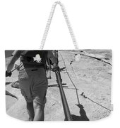 Half Dome Cables Weekender Tote Bag