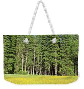 Half Dome Meadow Weekender Tote Bag