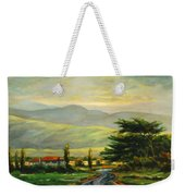 Half Moon Bay Weekender Tote Bag