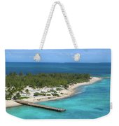 Half Moon Cay Weekender Tote Bag