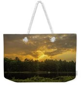 Haliburton Sunrise Weekender Tote Bag