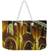 Halifax Ale House In Ice Weekender Tote Bag