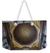 Hall Of Ambassadors - Alcazar Of Seville - Seville Spain Weekender Tote Bag