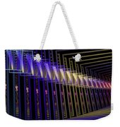 Hall Of Lights Weekender Tote Bag