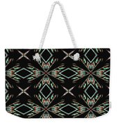 Hall Of Mirrors In Abstract Weekender Tote Bag