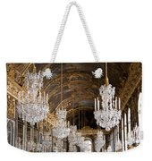 Hall Of Mirrors Palace Of Versailles France Weekender Tote Bag