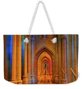 Hall Of The Cathedral Weekender Tote Bag