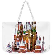 Hall Of The Snow King  Weekender Tote Bag