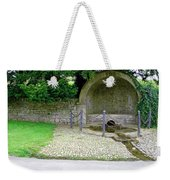 Hall Well - Tissington Weekender Tote Bag