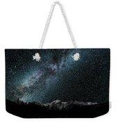 Hallet Peak - Milky Way Weekender Tote Bag
