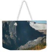 Hallett Peak Fall Colors Weekender Tote Bag