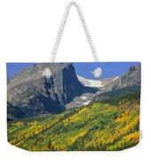 310221-hallett Peak In Autumn  Weekender Tote Bag
