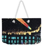 Halleys Comet, 1910 Weekender Tote Bag