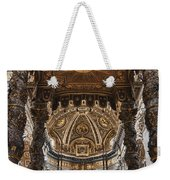 Hallowed Beauty Weekender Tote Bag