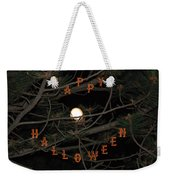 Halloween Card Weekender Tote Bag