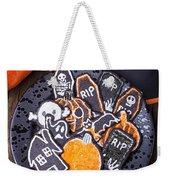 Halloween Cookies Weekender Tote Bag