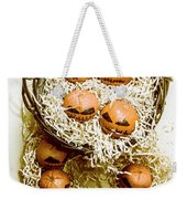Halloween Food Decoration Weekender Tote Bag