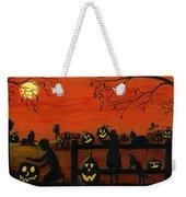 Halloween Harvest Weekender Tote Bag