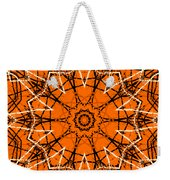 Halloween Kaleidoscope 12 Weekender Tote Bag