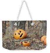 Halloween Leftovers Weekender Tote Bag