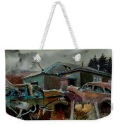 Halloween On The Hill Weekender Tote Bag