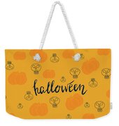 Halloween Pumpkins Weekender Tote Bag