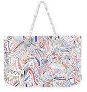 Hallucination Weekender Tote Bag