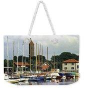 Halsingborg Marina 2 Weekender Tote Bag