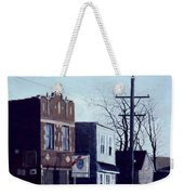 Halsted Weekender Tote Bag