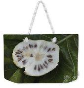 Halved Noni Fruit Weekender Tote Bag
