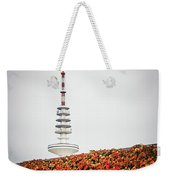 Hamburg - Tv Tower Weekender Tote Bag