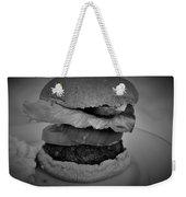 Hamburger And Potato Salad 4 Weekender Tote Bag