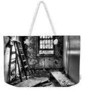 Hammer To Fall Weekender Tote Bag